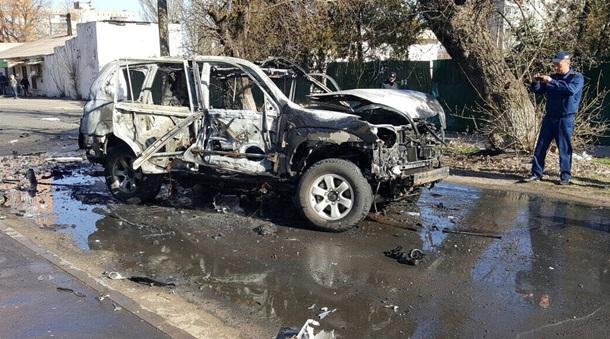 В Кропивницкому мужчина подорвался в авто, детали поражают