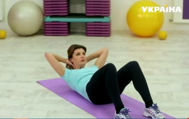 Мастер-класс от первой леди: Первые кадры дебюта Марины Порошенко на ТВ. Только не падайте от увиденного!