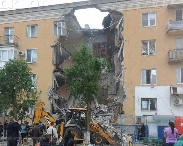 СТРАШНАЯ КАТАСТРОФА! Взорвался жилой 4-этажный дом. Последствия катастрофические!