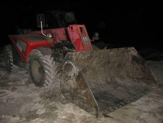 Под Киевом попытались выгрузить 20 тонн львовского мусора