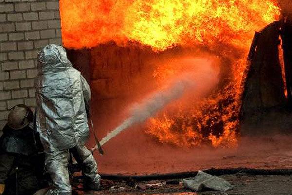 Взорвали офис политической партии, этот масштабный взрыв уничтожил все имущество