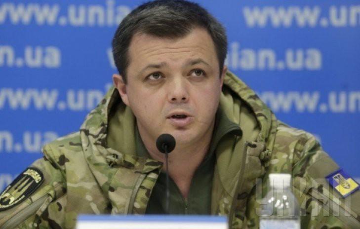 «Не считаю за граждан»: Семенченко сделал скандальное заявление, во всех просто челюсти отвисли