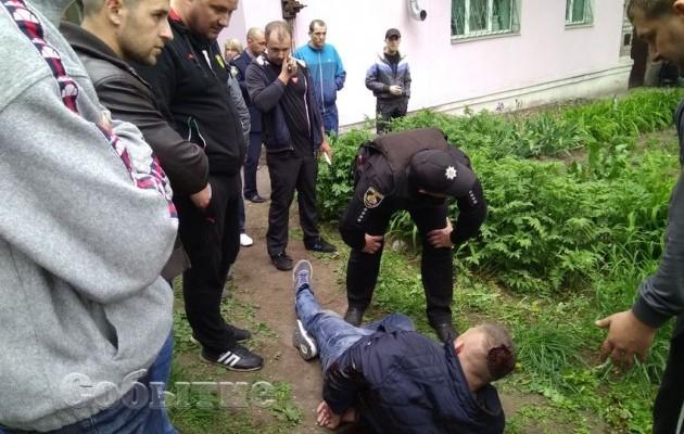 Внимание! Появилось видео стрельбы и жестокого избиения охранника Яроша. Узнайте как все было на самом деле! (Кадры не для слабонервных)