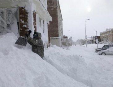 СРОЧНО!!! Полуметровые сугробы… Столицу охватил снегопад, такого в мае никто не ожидал