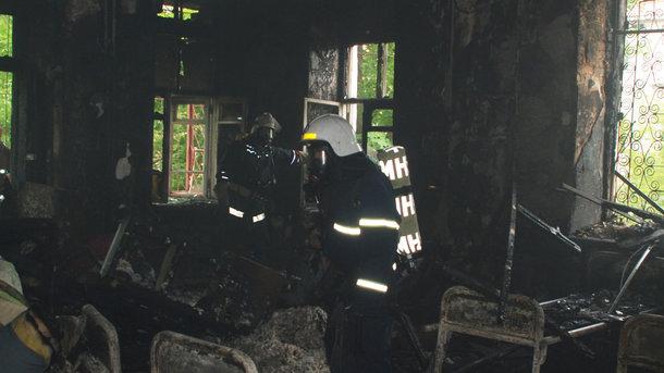 СРОЧНО!!! Масштабный пожар охватил больницу! Есть пострадавшие