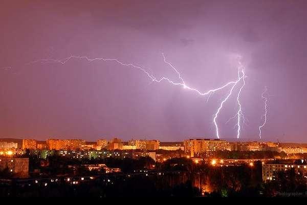 На Киев надвигается что-то страшное. Как уберечь себя от беды. ВАЖНО!