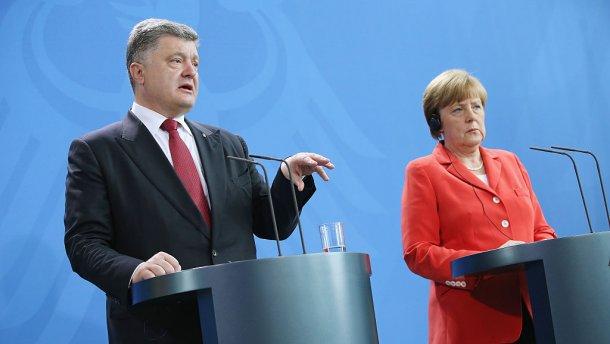 Встреча Порошенко и Меркель: Прозвучали первые громкие заявления. Что будет дальше? Вы ДОЛЖНЫ это узнать
