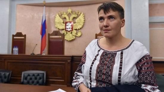 «Троянская кобыла», которую Витя Медведчук одел в вишиваночку». Фарион рассказала, что она думает о Савченко! Не давайте читать это детям!