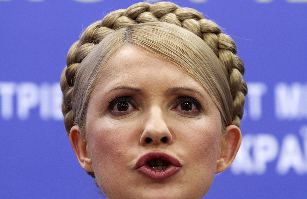 Женщина-революция Юлия Тимошенко конкретно «прошлась» по Святославу Вакарчуку и президенту