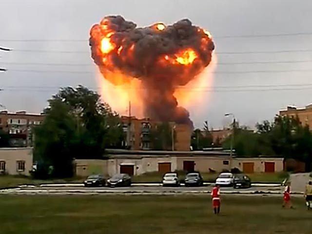 Весь регион вздрогнул!!! На Донбассе прогремел мощнейший взрыв, есть пострадавшие