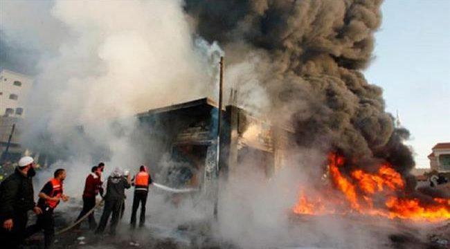 СРОЧНО!!! Возле посольства США произошел масштабный взрыв