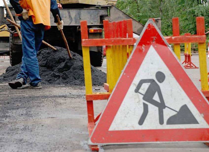 От сегодня на долговременный ремонт будет перекрыта одна из улиц Львова