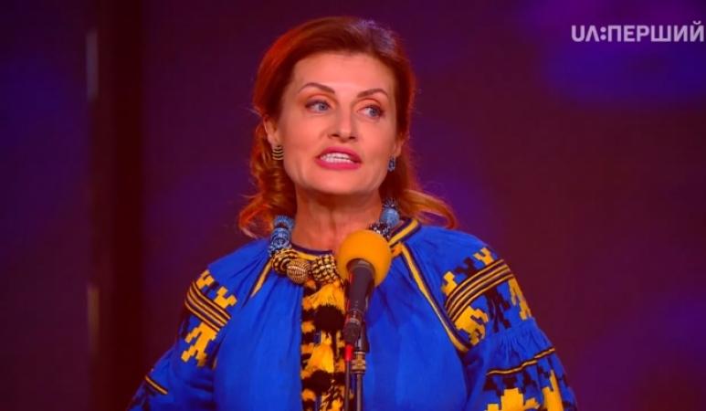 Лучше бы говорила на украинском…Марина Порошенко «блеснула» знанием английского языка на открытии Евровидения (ВИДЕО)