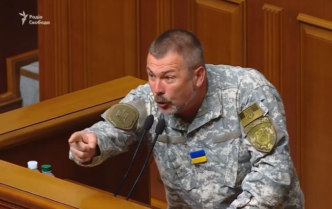Парламентский батл: Куда и зачем Юрий Береза «послал» Шуфрича. Вы должны это услышать (ВИДЕО)