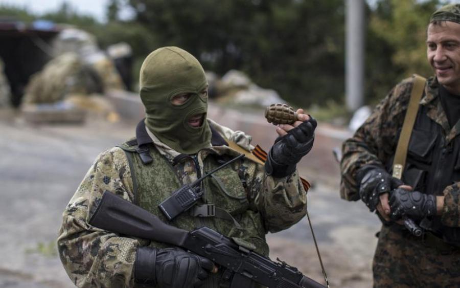 Слетел с катушек: боевик «ЛНР» обстрелял мирных жителей