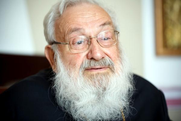 Украина в слезах! Умер Блаженнейший Любомир Гузар! Трудно сдержать увы! Вечная память!