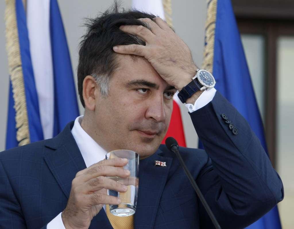 Саакашвили шокировал ВСЕХ своим заявлением о сыне Порошенко! Вы не поверите собственным глазам!