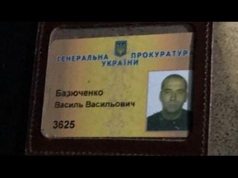 Как пьяный водитель заместителя Луценко разбил служебное авто и еще несколько машин! Стыдно и страшно(ВИДЕО)