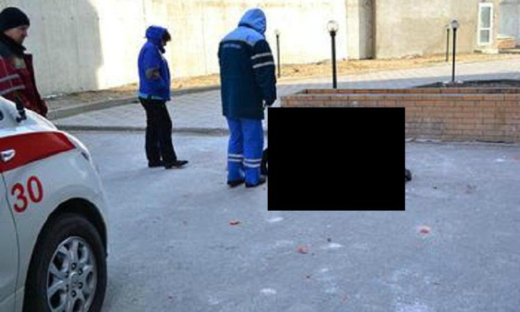 Это какой-то кошмар!!! Во Львове женщина выбросилась из окна в больнице