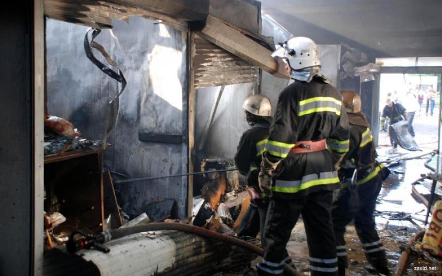 ЧТО ЖЕ ТАМ ТВОРИТСЯ?! На Днепропетровщине сожгли офисы Оппоблоку (ФОТО)