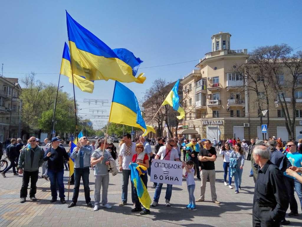 СРОЧНО!!! В Мариуполе массовый протест, причина должна насторожить всю Украину (ВИДЕО)