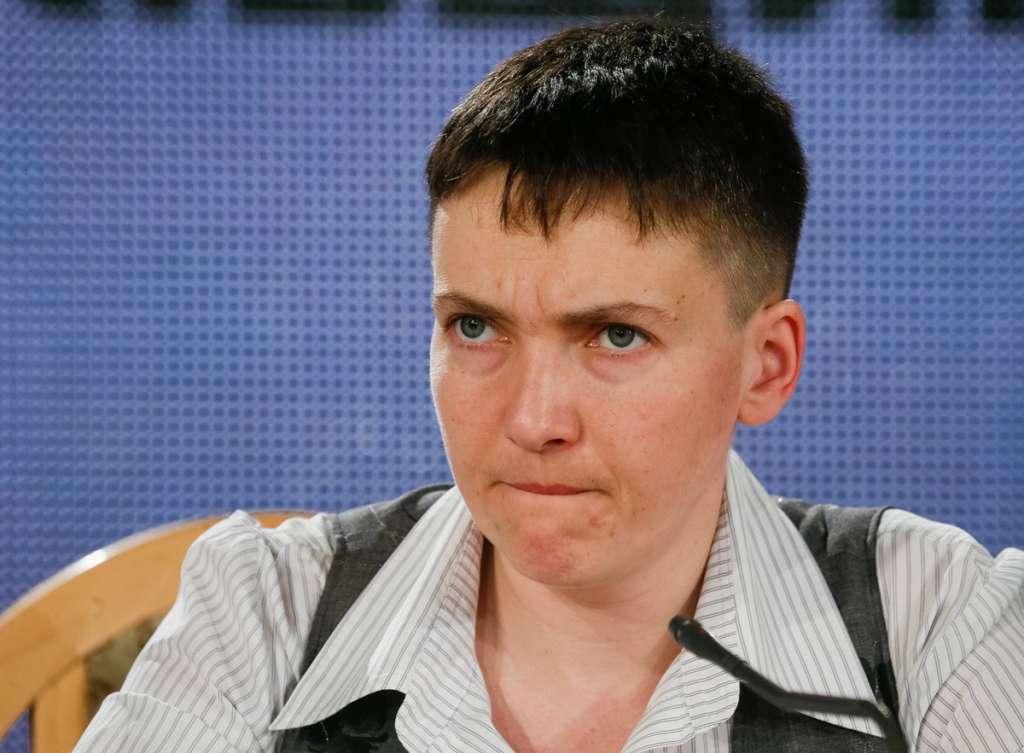Вот так обломали!!! Минюст сделал «подарочек» для Савченко, так ее еще никогда в жизни не унижали
