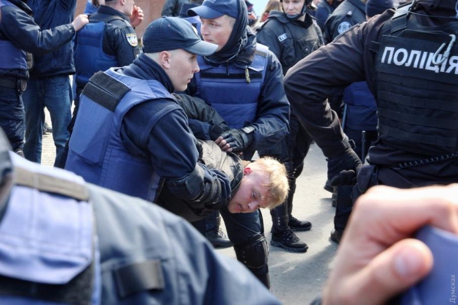 СРОЧНО! В Одессе масштабная схватка к 9 мая! Вся страна «на ушах» к чему это приведет? (ВИДЕО)