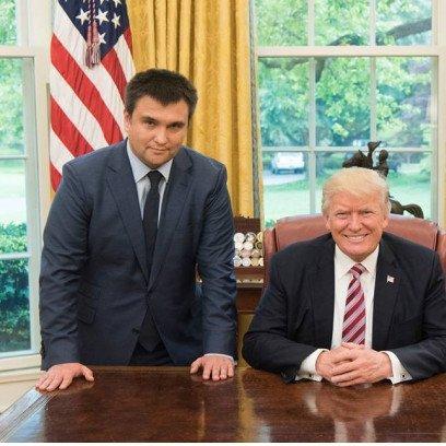 Если это правда..: Артеменко сделал шокирующее заявление по поводу встречи Климкина с Трампом. Сколько стоит фото с президентом США
