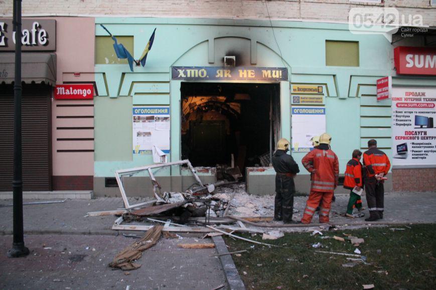 СРОЧНО!!! Во Львове в офис «Свободы» бросили взрывчатку, подробности вас удивят