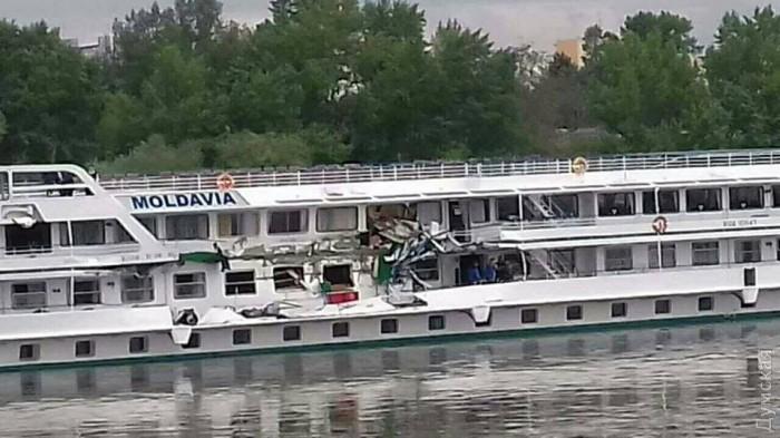 ВНИМАНИЕ!!! СРОЧНО!!! На Дунае столкнулись два судна с людьми
