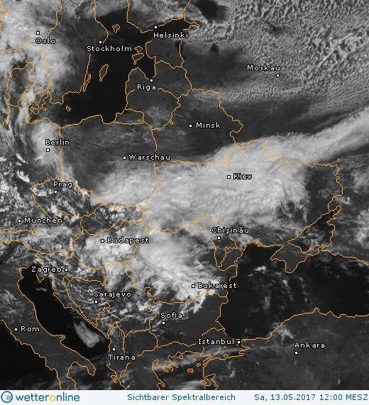 Что украинцев ждет после майского снега и дождей. Синоптик шокировал всех своим прогнозом!
