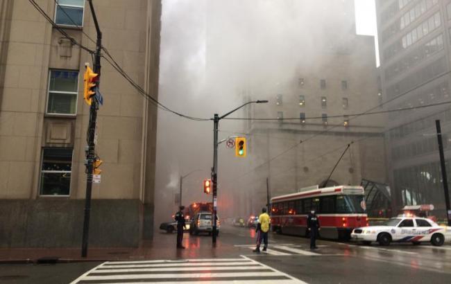 СРОЧНО! В центре города пролунас мощный взрыв! Паника охватила ВСЕХ! Что же там творится? (ВИДЕО)