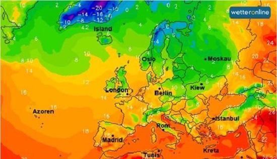 Украинцы, ГОТОВЬТЕСЬ! Синоптики бьют тревогу! Температура резко снизится! Что нас ждет!