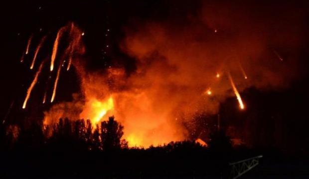 Там одни руины остались!!! В Донецке произошел сверхмасштабный взрыв, такого ужаса Украина еще точно не видела