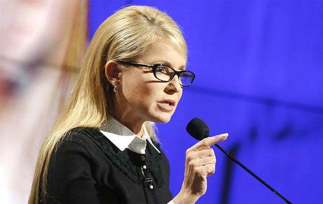 Тимошенко сделала резонансное заявление о связи главы БПП с террористами. И не боится!