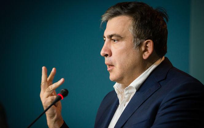 Он его сравнил с землей… Саакашвили ТАКОЕ сообщил о Порошенко, что уши вянут, этого никто от него не ожидал