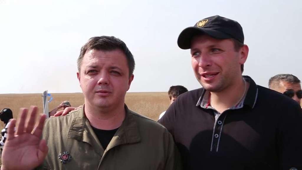 «Особенно Семенченко»: Гройсман шокировал своим заявлением об организаторах блокады Донбасса. Он думает, что говорит?