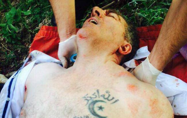 ТРУДНО ОБЪЯСНИТЬ! В Киеве стреляли в мужчину, который хотел убить Путина!!! Детали доводят до истерики!