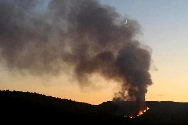 СРОЧНО!!! На львовской свалке снова страшный пожар, там ТАКОЕ творилось