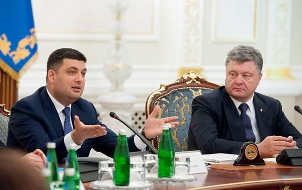 Это новость!!! Оказывается, между Порошенко и Гройсманом «терки», причина конфликта КАСАЕТСЯ КАЖДОГО