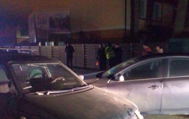 Да он языка не мог повернуть!!! В Киеве поймали известного пьяного чиновника за рулем