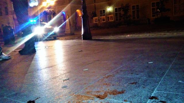 Там была река крови!!! В центре Львова произошла кровавая резня прямо у Ратуши, там такое творилось…