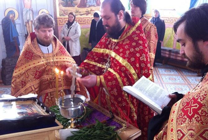 СРОЧНО!!! В Украине в одном из храмов на Троицу случилось настоящее ЧУДО! Поверят даже самые заядлые циники (ФОТО)