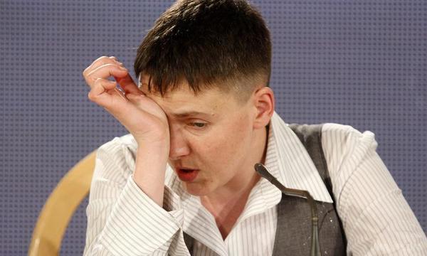 Держите меня семеро !!! Савченко опять обнажилась в Раде. Горячие фото!