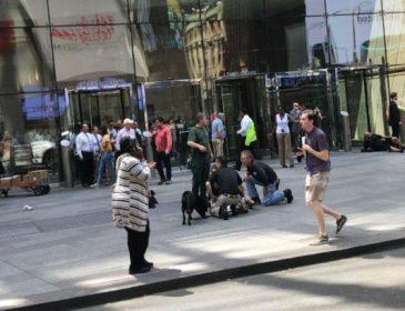 СРОЧНО!!! Страшный теракт! Полиция расстреляла толпу митингующих, есть погибшие!!!