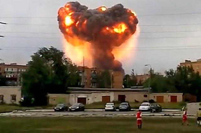 СРОЧНО! В центре столицы раздался СВЕРХМОЩНЫЙ взрыв! Там сейчас ТАКОЕ творится!