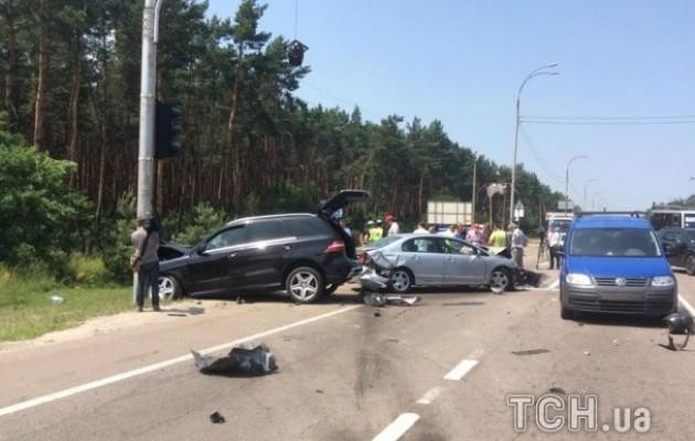 Вся страна затаила дыхание… В Харькове произошло смертельное страшное ДТП, ТАКОГО еще точно никто не видел