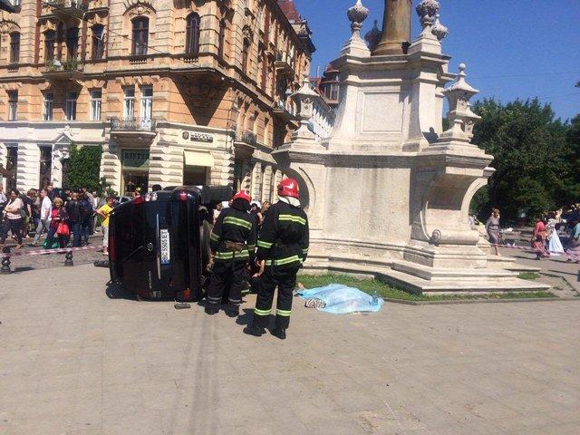 Стали известны новые детали смертельного ДТП возле церкви во Львове