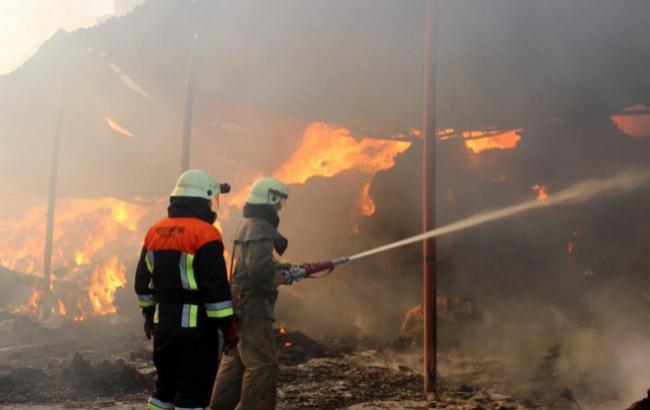 Там ад!!! На Закарпатье нереальным масштабом горит полигон ТБО, это катастрофа
