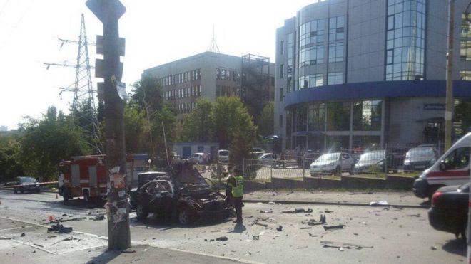 Новые шокирующие детали взрыва в центре Киева: погиб представитель Минобороны